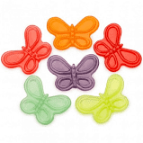 Assorted Gummi Butterflies