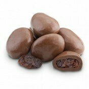 Milk Chocolate Raisins (Temporarily out of stock)