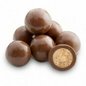 Milk Chocolate Skinny Dipped Malt Balls