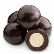 Dark Chocolate Triple Dipped Malt Balls