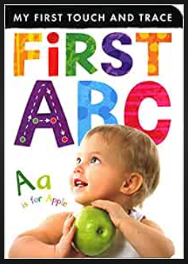 My First Touch and Trace: First ABC