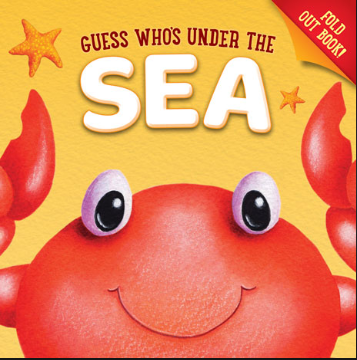 Guess Who's Under the Sea