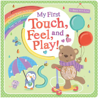 My First Touch, Feel, & Play!