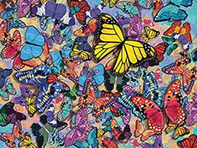 Butterfly Frenzy