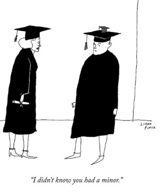 New Yorker Graduation Card