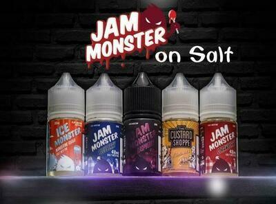 Jam Monster Salt Nic 30mL