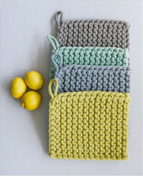 Crocheted Potholder