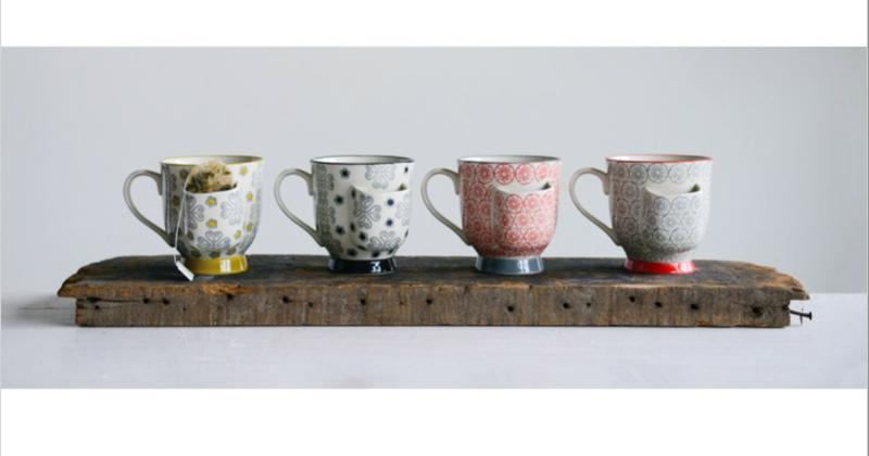 Mug Tea Bag Holder