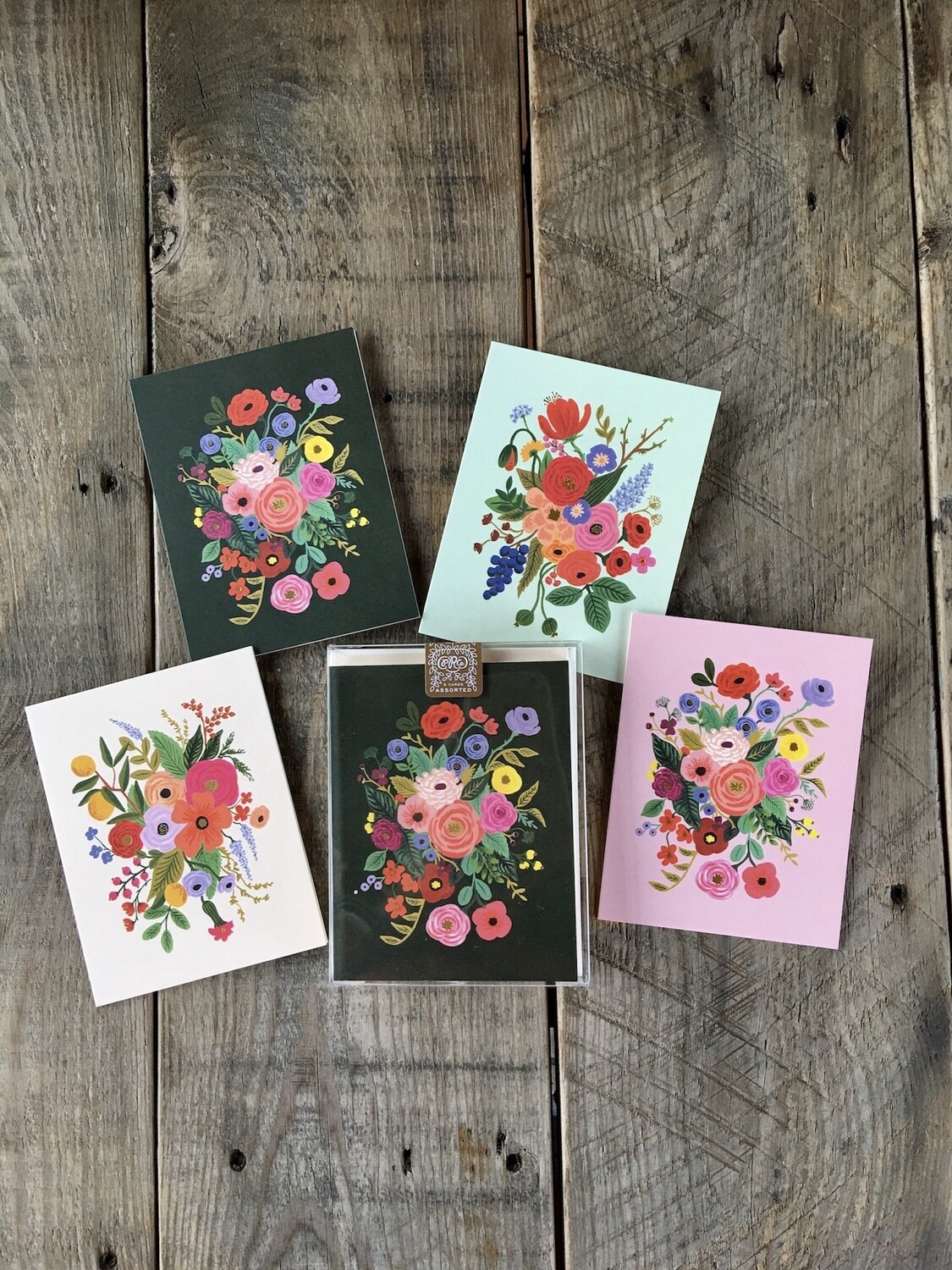 Notecard Set - Garden Party