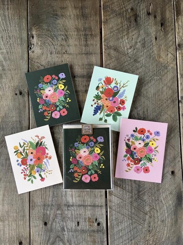 Notecard Set - Garden Party