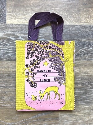 Hands Off Lunch Handy Tote