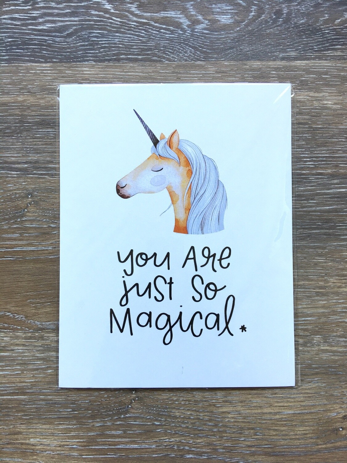 You Are So Magical Print