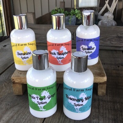 Natural Farm Soap Lotion