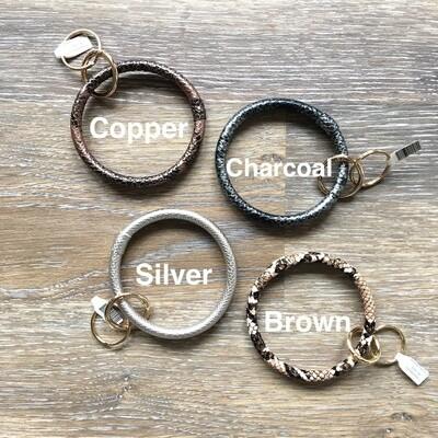 Bracelet Key Ring