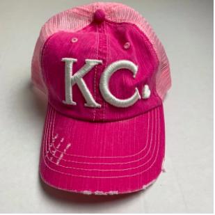 Pink KC Hat