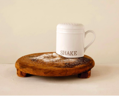 Stoneware Kitchen Shaker