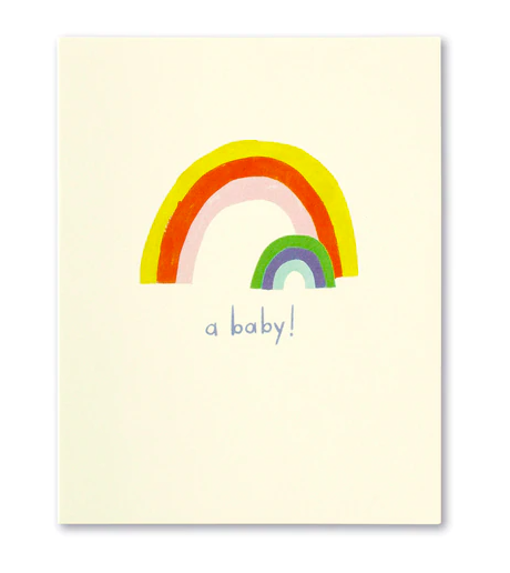 A Baby Card