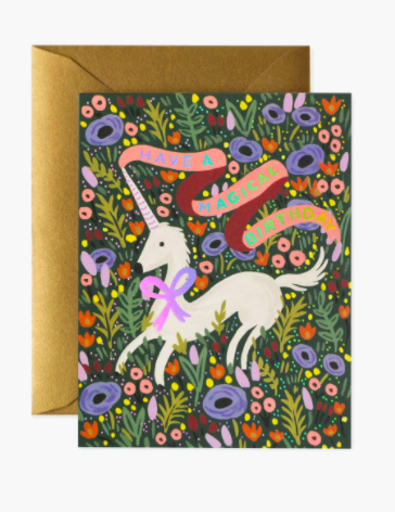 Unicorn Magical Birthday