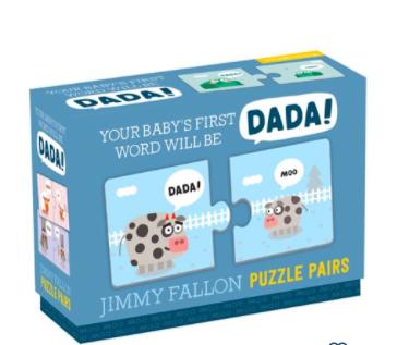 Dada Puzzle Pairs