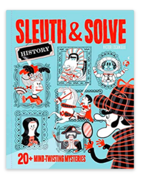 Sleuth & Solve Book