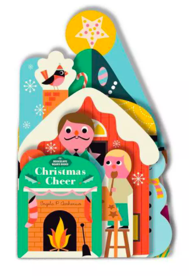 Christmas Cheer Board Book