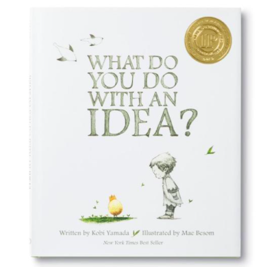 What Do You do With An Idea Book