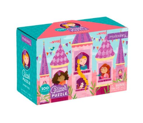 Princess Glitter Puzzle