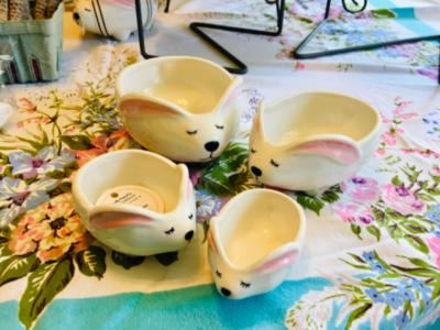 Bunny Measuring Cups