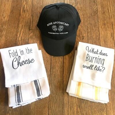 Schitt's Creek Towels