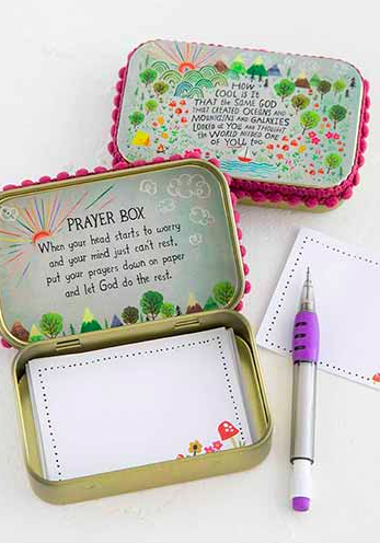 How Cool Is It Prayer Box