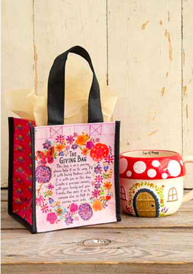 Butterfly Small Giving Bag