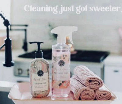 Sweet Grace Multi-Surface Cleaner
