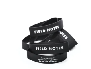 Field Note Rubber Band