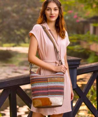 Myra Layered Shoulder Bag