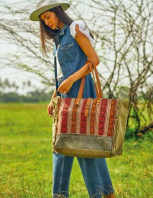Myra Bag Rouge Weekender