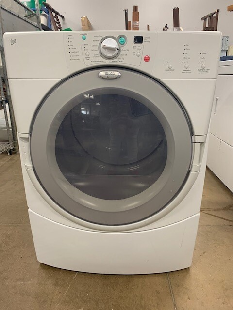 Whirlpool Duet Front Load Electric Dryer