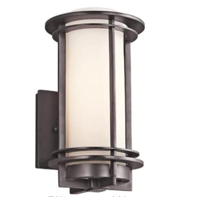 Kichler Architectural Bronze Light Fixture