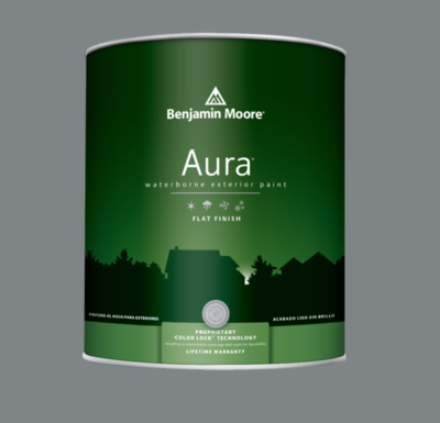 Benjamin Moore - Aura Waterborne Exterior Paint in Englewood Cliffs