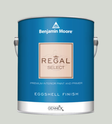 Benjamin Moore - Regal Select Interior Paint + Primer in Alaskan Husky