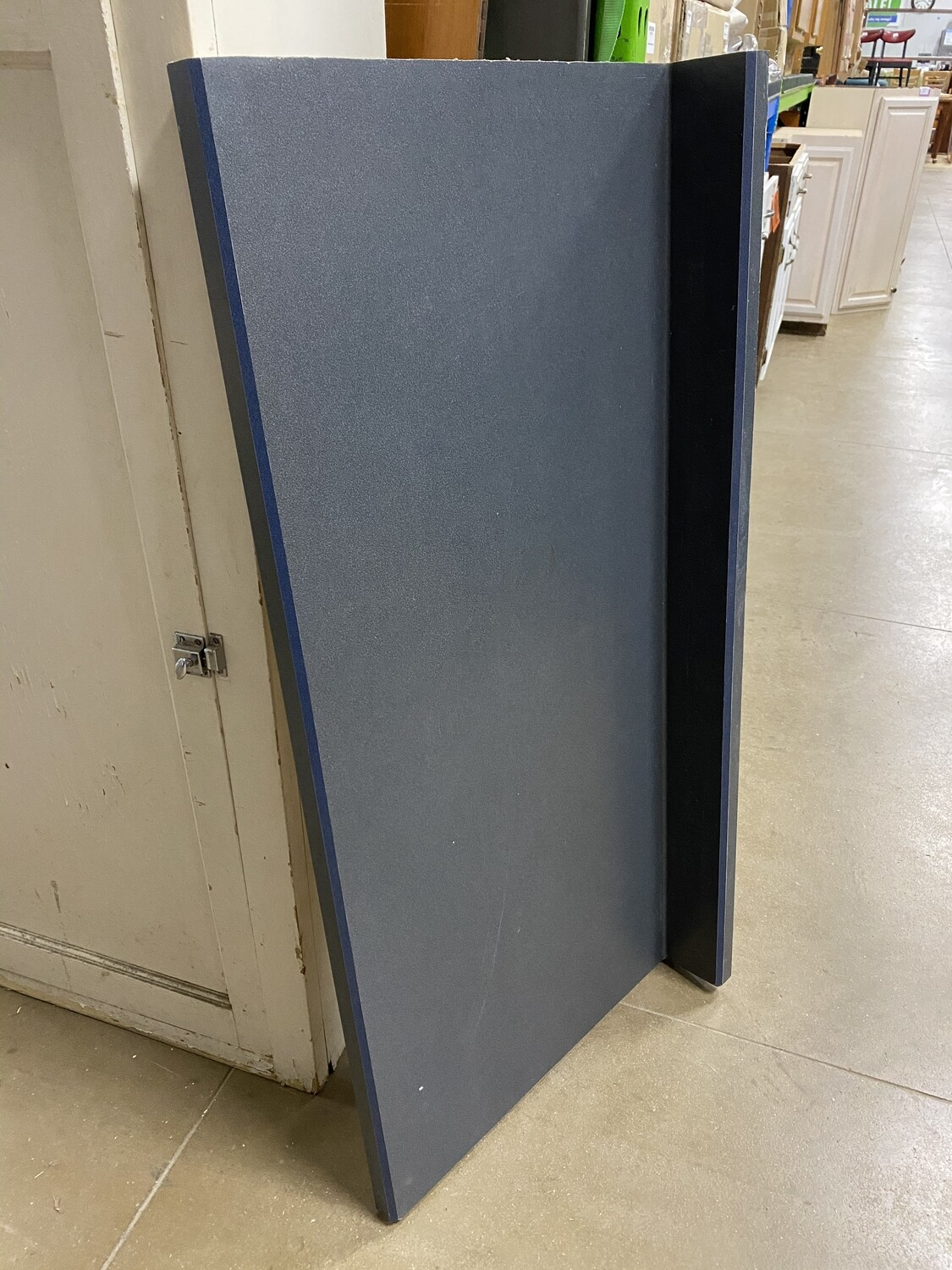 Navy Blue Laminate Countertop