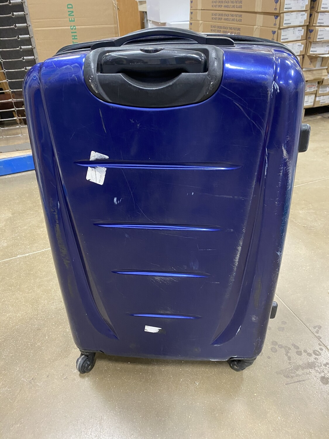 Small Hard Shell Suitcase