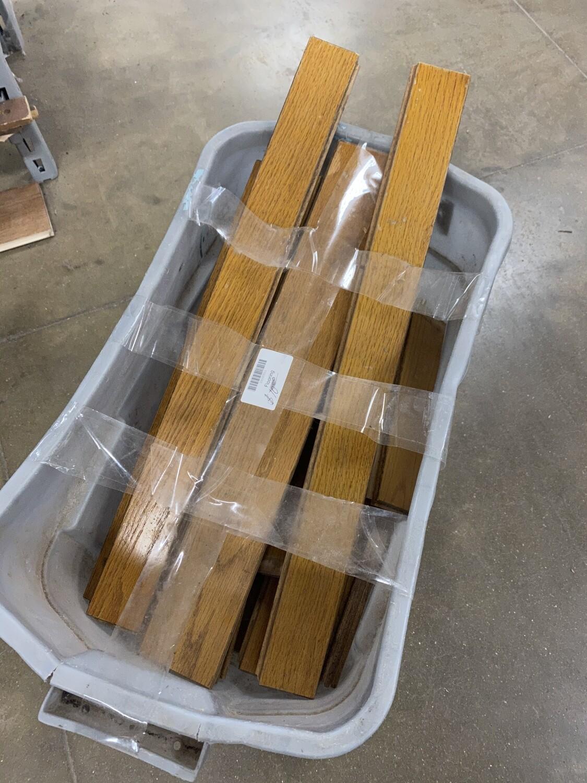 Assorted Hardwood Pieces