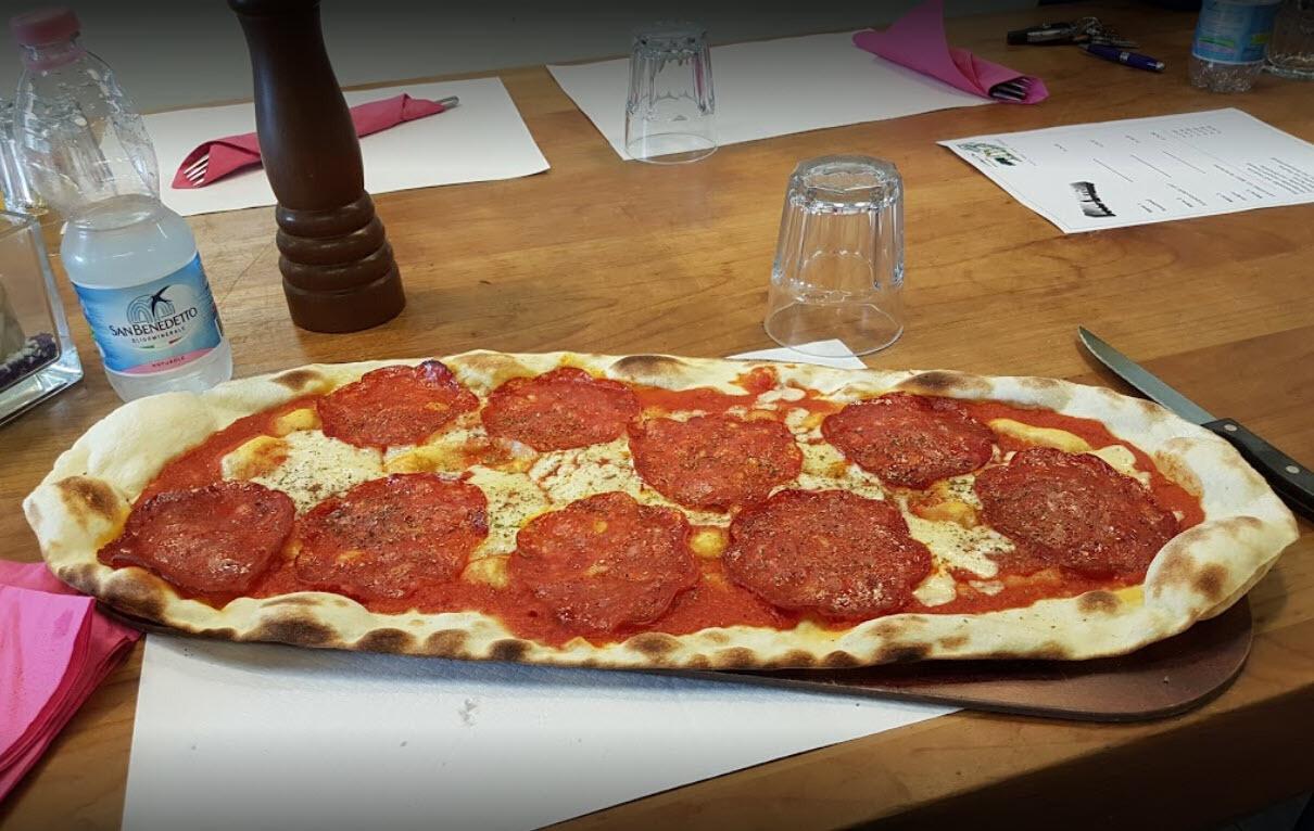 Pizza nach Wahl