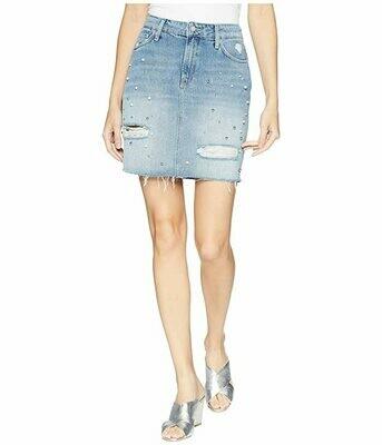 MAVI Ripped Pearl Skirt