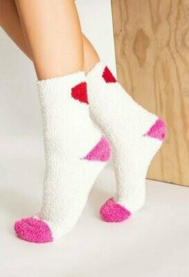 PJS Fluffy socks