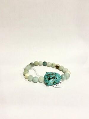 Lg charm/magnet bracelet