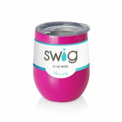 Swig 12oz stemless wine