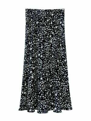 1520 Bias Cut Skirt