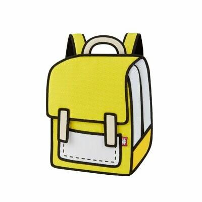 Spacemen Backpack Yellow