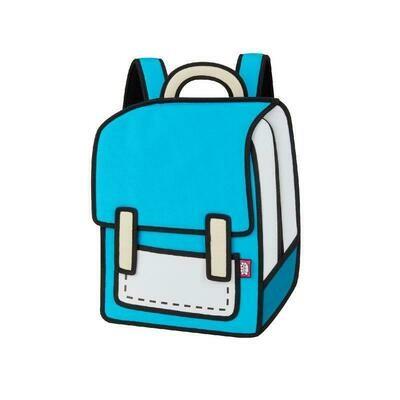 Spacemen Backpack Blue